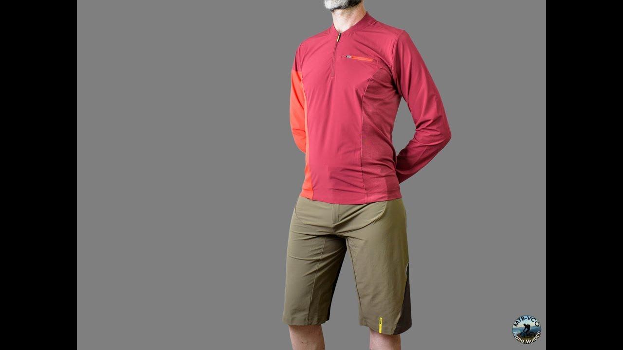 In test  Mavic XA Pro maglia pantaloncino - YouTube 554b61d70