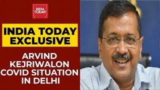 Arvind Kejriwal Situation So Far Is Under Control In Delhi | Covid Second Wave| Exclusive