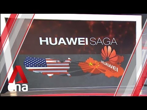 Tech giant Huawei caught up in trade war between US and China