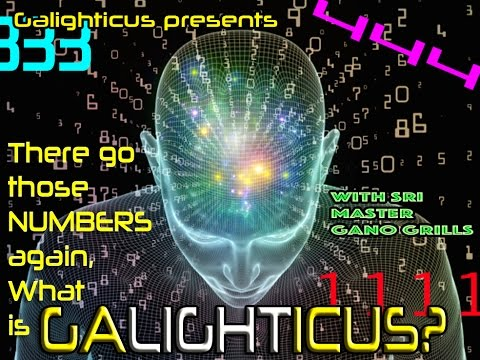 Numbers & Galighticus what does it all mean?