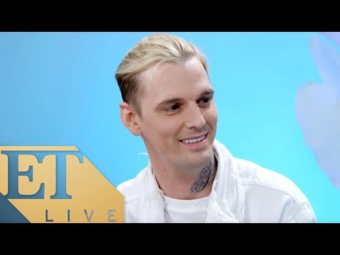 Aaron Carter Reveals Past Relationship With 'Riverdale' Star Madelaine Petsch, And MORE  ET LIVE