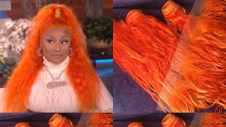 WIG CLASS 122- Water Color Bundles || Nicki Minaj Hair Color inspired