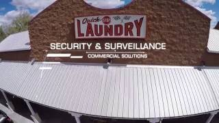 Next Level Commercial Security & Surveillance Solutions for Laundrytopia