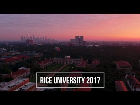 2017: A year we won't soon forget at Rice University