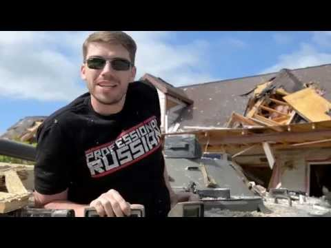 APC Home Destruction with Richard Ryan!