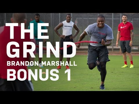 Want to Know How an NFL Athlete Really Stays in Shape? - The Grind w/Brandon Marshall - GQ