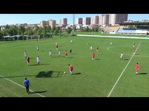 Academy-02 - Armenia U15 0-1