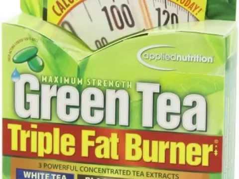 do green tea triple fat burner work
