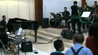 Yesus Memanggil Come to the Savior Triangle Orchestra GKI Guntur Bandung