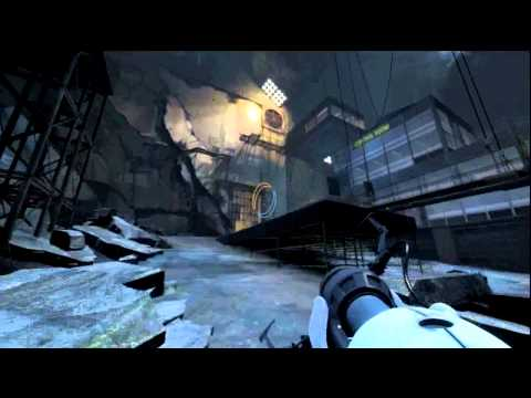 Portal 2  Door Prize and Ship Overboard Achievement Guide