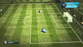 Fifa 16 training session