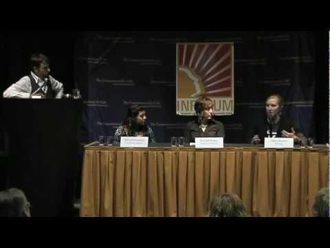 Millenium Changemakers Panel (11/23/09)
