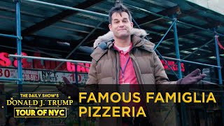The Daily Show's Donald J. Trump Tour of NYC - Famous Famiglia