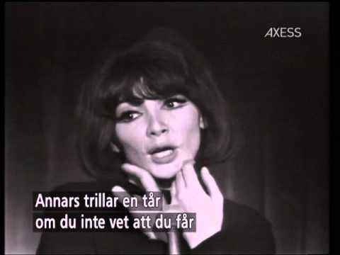 Jolie Mome - Juliette Gréco - Leo Ferré