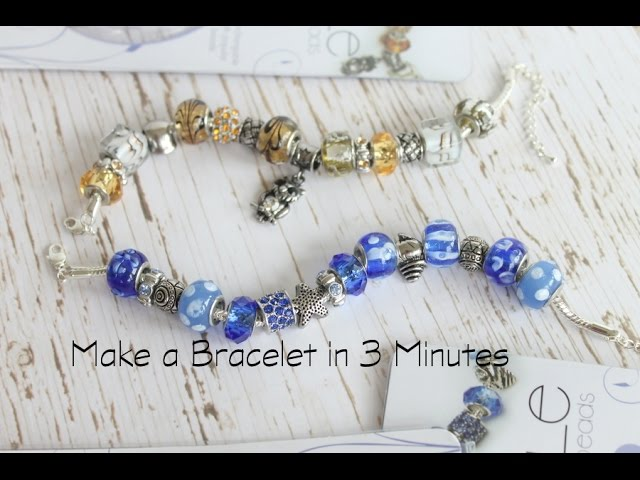 Darice Mix and Mingle Bracelets How to