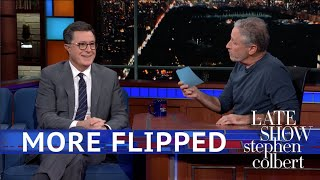 Download More Of Jon Stewart's Interview With Stephen Colbert Mp3 and Videos