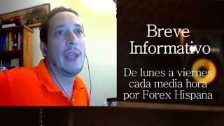 Breve Informativo - Noticias Forex del 13 de Junio 2018