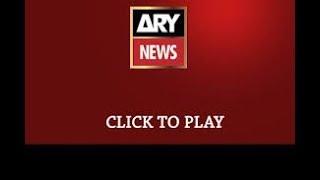 Ary News Live Streaming