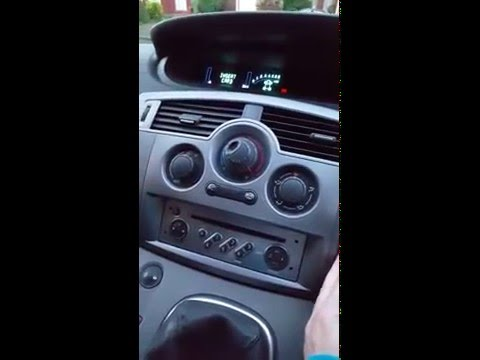 Start Renault Scenic When Key Card Not Working. Simple Free Fix