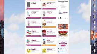4 different websites where to print MFR coupons