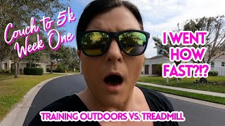 Couch to 5k   C25K: Week One   Running for Beginners   Runday Monday Ep. 3 screenshot 3