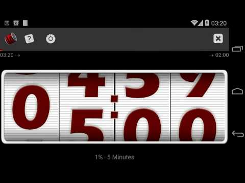 Large Countdown Timer – Apps on Google Play