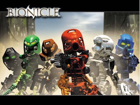Bionicle Storytelling: 2001