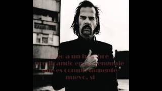 Nick Cave & The Bad Seeds - Higgs Boson Blues (subtitulado al español)