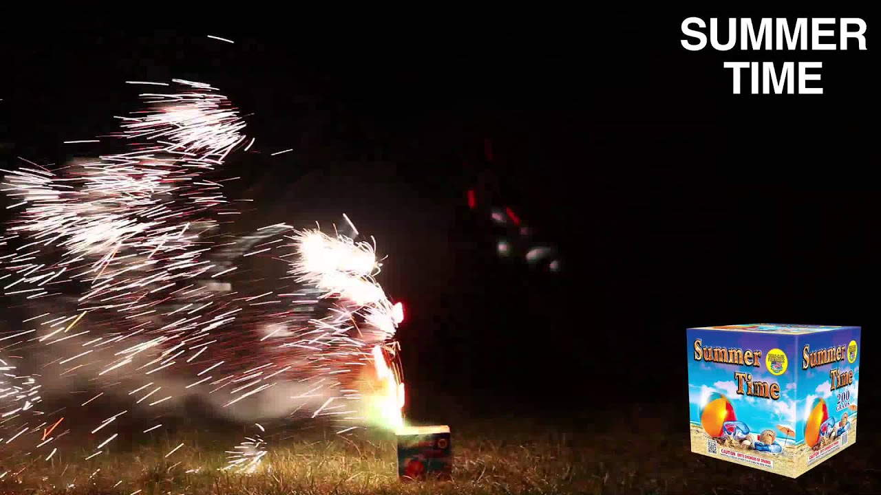 SUMMER TIME - FOUNTAIN - WORLD CLASS FIREWORKS - YouTube