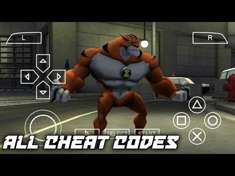ben-10-ultimate-alien-cosmic-destruction-all-cheat-codes