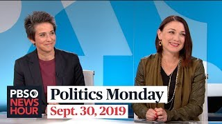 Amy Walter and Tamara Keith on Democrats' impeachment path