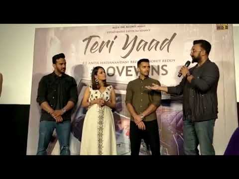 Romantic Music Album Teri Yaad Sung By Ustad Rahat Fateh Ali Khan