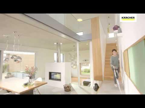 kabelloser staubsauger vc 5 cordless premium von k rcher youtube. Black Bedroom Furniture Sets. Home Design Ideas