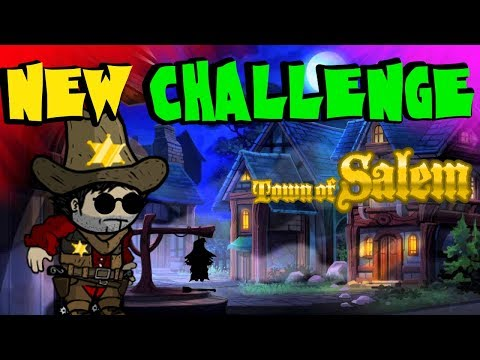 NEW CHALLENGE | Town of Salem Ranked Practice