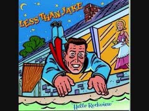 Less Than Jake - Scott Farcas Takes It On The Chin