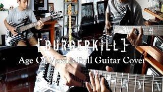 Burgerkill Age Of Versus Guitar Cover