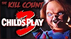 Child's Play 3 (1991) KILL COUNT