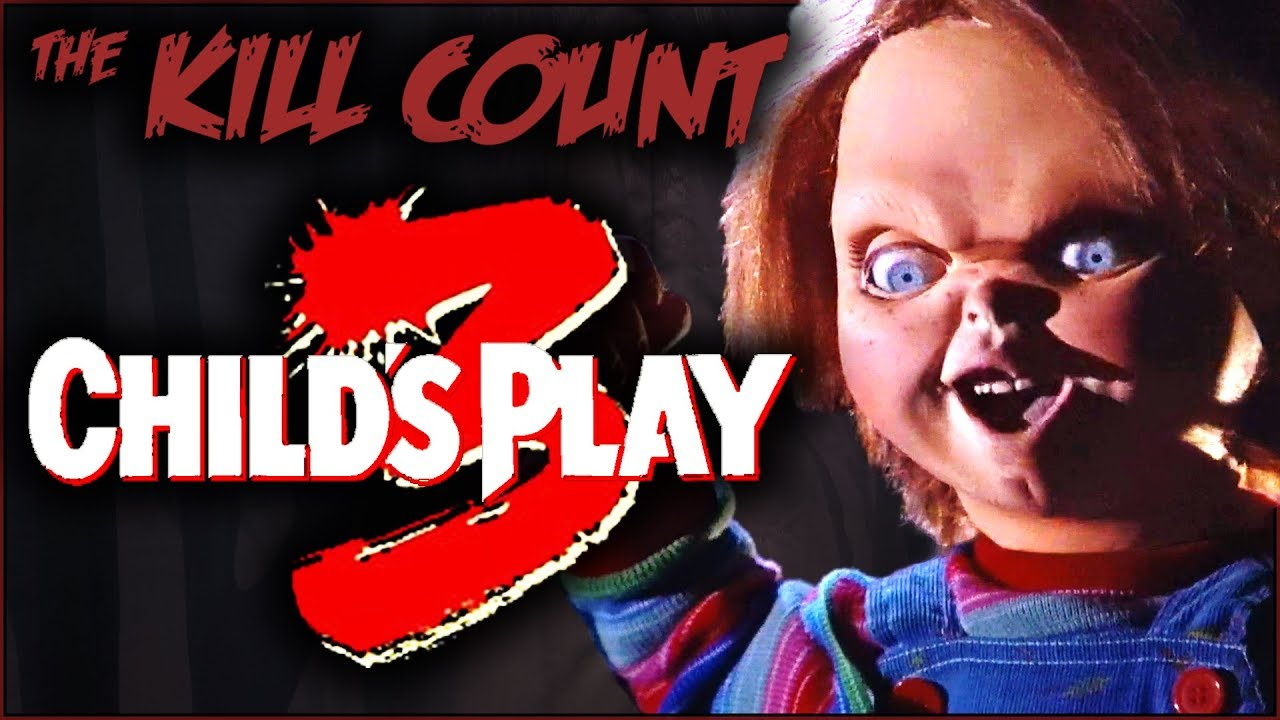 Child's Play 3 (1991) KILL COUNT - YouTube