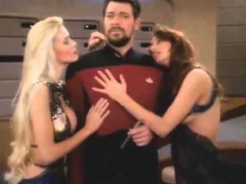 Shot From The Blu Ray Edition Of Tng