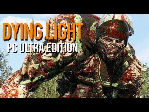 Dying Light Gameplay German PC Ultra Settings - Wasser für die Kinder