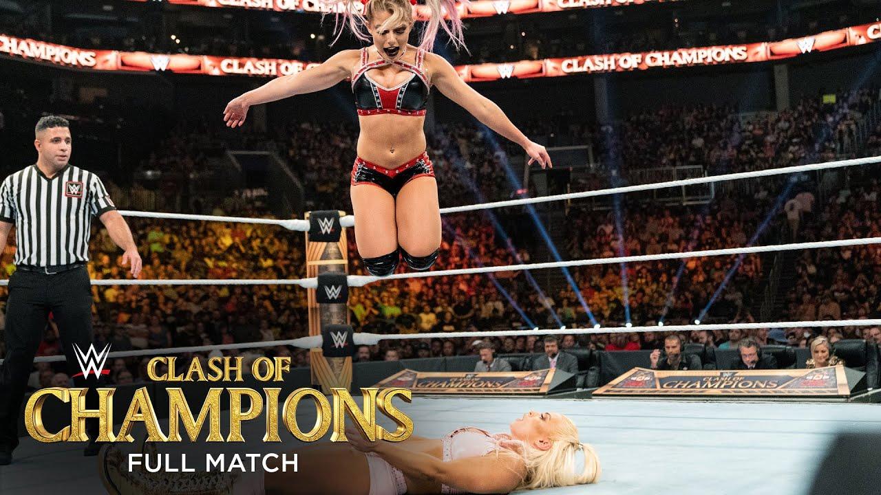 FULL MATCH - WWE Women's Tag Team Titles Match: WWE Clash of Champions 2019