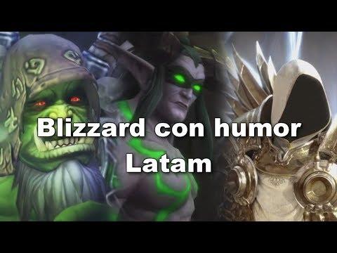 Blizzard con Humor (Latam) - Esta vez es diferente