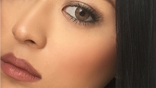 quick easy daytime smokey eye for beginners using only 3 products   blushboss
