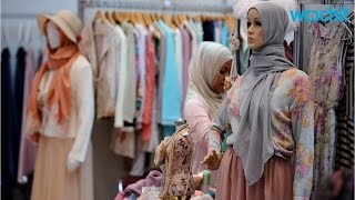 America's First Muslim Clothing Store: 'Islamic Fashion Isn't Just For Muslims'
