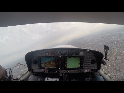 Flying From El Monte To Hawthorne