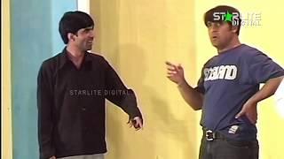 Zafri Khan and Nasir Chinyoti New Pakistani Stage Drama Full Comedy Clip