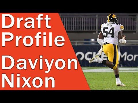 DT Daviyon Nixon