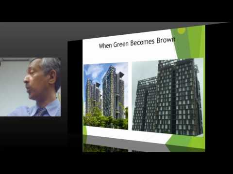 PUBLIC LECTURE : Green Buildings – Rating Tools and Benefits