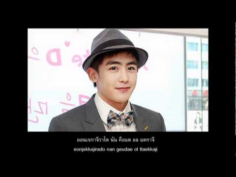 Nichkhun@ I Can't {forget Your Love}