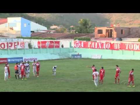 Melhores Momentos - CEO 1 x 3 CRB - Campeonato Alagoano 2017